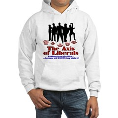 Axis of Liberals Hoodie