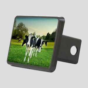 Cow lomo No 5 Rectangular Hitch Cover