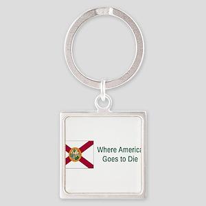 Florida Humor #4 Keychains