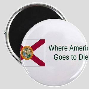 Florida Humor #4 Magnets