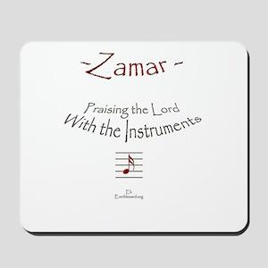 Zamar Mousepad