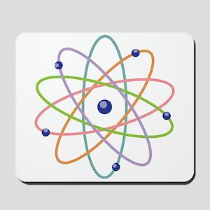 Atom Model Mousepad