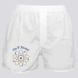 Up N Atom! Boxer Shorts
