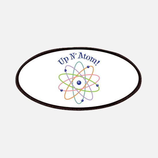 Up N Atom! Patches