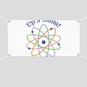 Up N Atom! Banner