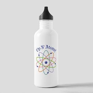 Up N Atom! Water Bottle