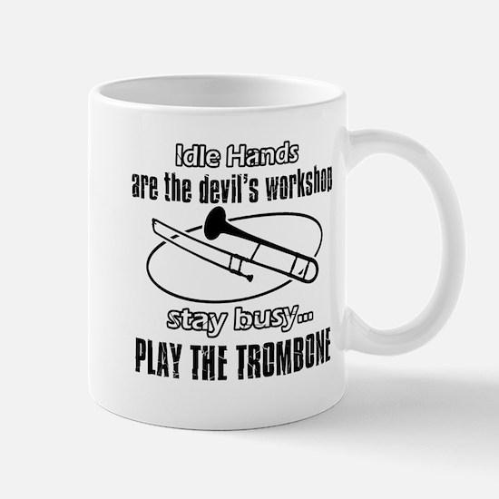 Play the trombone Mug