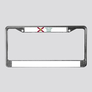 Florida Humor #2 License Plate Frame