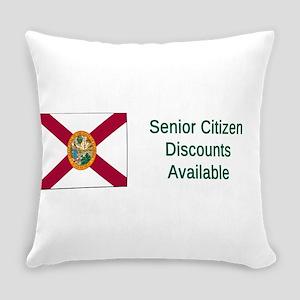 Florida Humor #2 Everyday Pillow