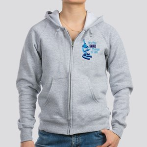 Its The SMALL Things In Life Zip Hoodie