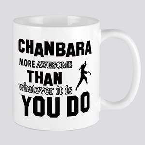Awesome CHANBARA designs Mug