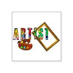 Artist-Frame-pallet Sticker