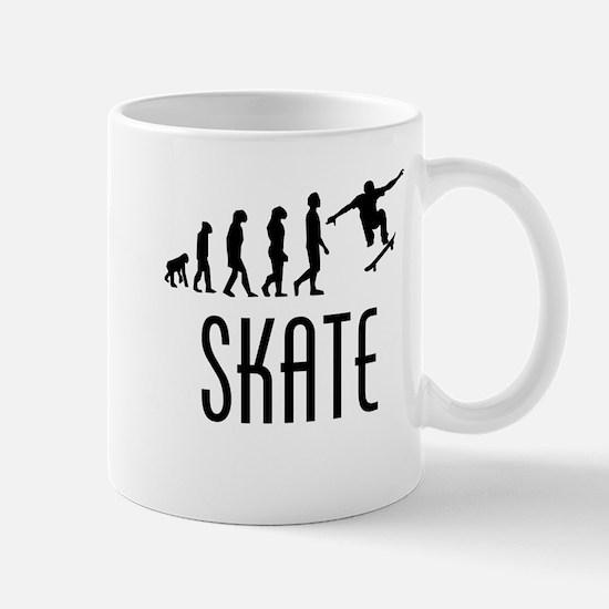 Skate Evolution Mugs