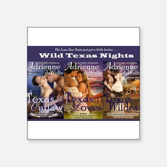Wild Texas Nights: Lone Star State Just Got Hotter