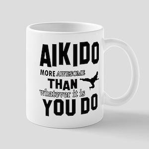 Awesome AIKIDO designs Mug