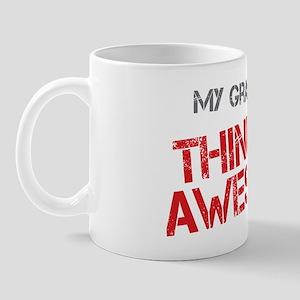 Grandkids Awesome Mug