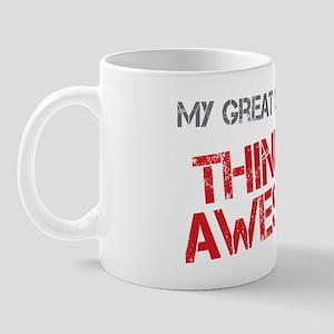 Great Grandkids Awesome Mug