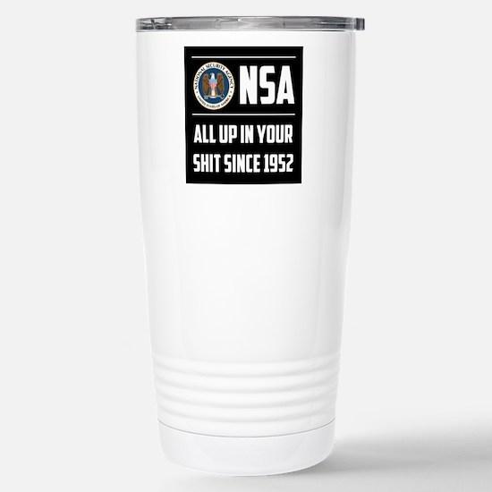 NSA Travel Mug