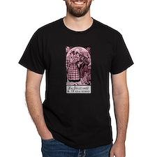 Old Wine French Dark T-Shirt