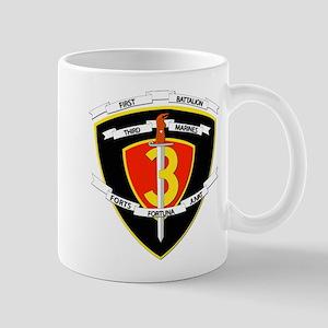 SSI - 1st Battalion - 3rd Marines Mug