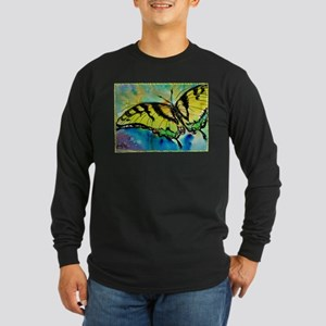 Butterfly! Swallowtail butterfly, art! Long Sleeve