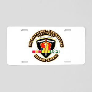 SSI - 2nd Battalion - 3rd Marines w VN SVC Ribbon