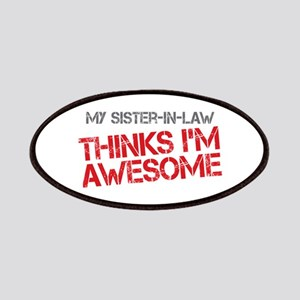 Sister-In-Law Awesome Patches
