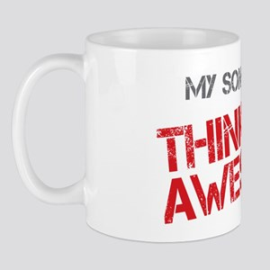 Son-In-Law Awesome Mug