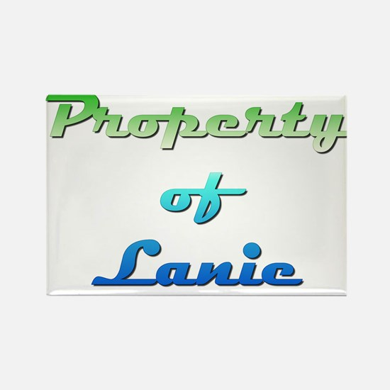 Property Of Lanie Female Magnets