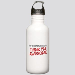 Stepdaughters Awesome Stainless Water Bottle 1.0L