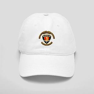 SSI - 2nd Battalion - 3rd Marines USMC VN Cap