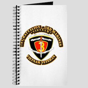 SSI - 2nd Battalion - 3rd Marines USMC VN Journal