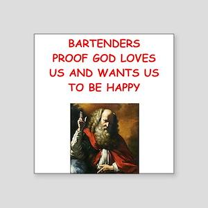 bartender Sticker