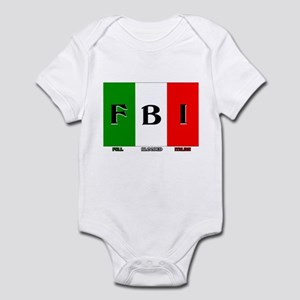 Full Blooded Italian Infant Bodysuit