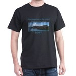 Lost, The Island Dark T-Shirt