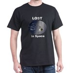 Lost, The Island In Space Dark T-Shirt