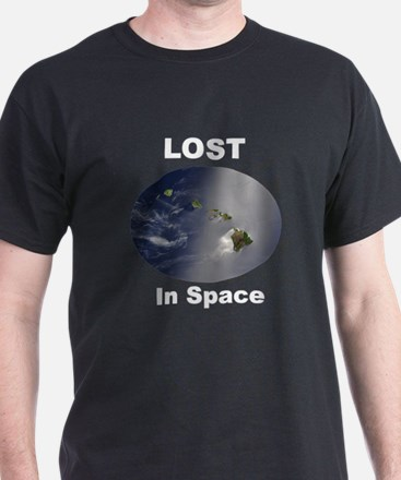 Lost, The Island In Space T-Shirt