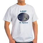 Lost, The Island In Space Light T-Shirt