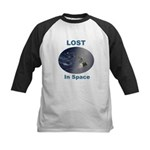 Lost, The Island In Space Kids Baseball Jersey