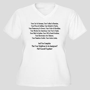 Worldwide Plus Size T-Shirt