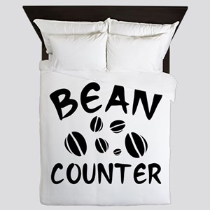 Bean Counter Queen Duvet