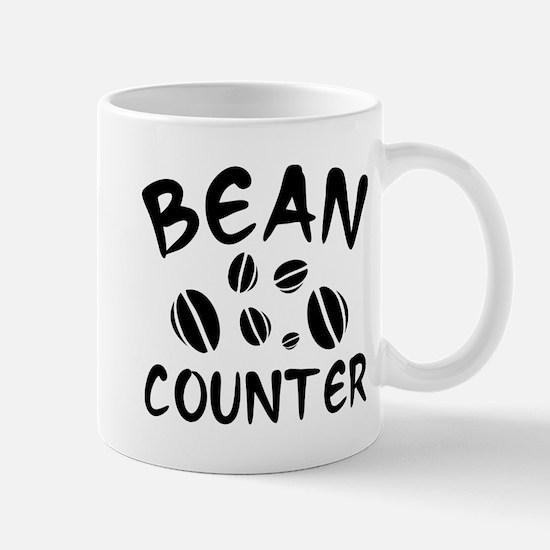 Bean Counter Mug