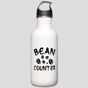 Bean Counter Stainless Water Bottle 1.0L