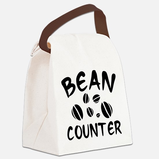 Bean Counter Canvas Lunch Bag