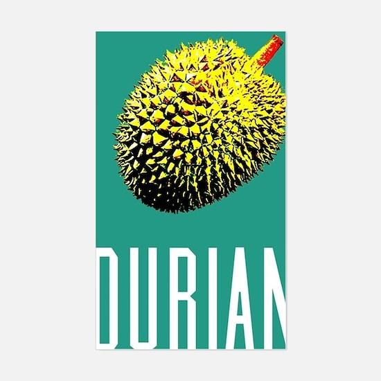 DURIAN Sticker (Rectangle)
