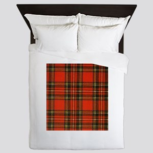 royalstewartpiece Queen Duvet