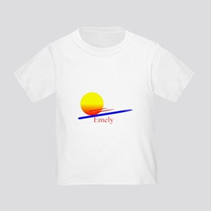 Emely Toddler T-Shirt