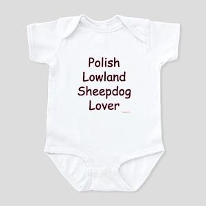 Lowland Lover Infant Bodysuit
