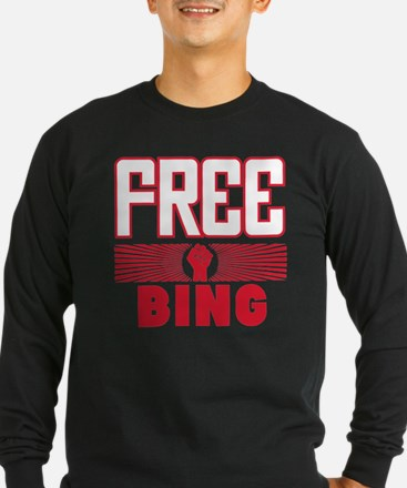 Free1_Dark Long Sleeve T-Shirt
