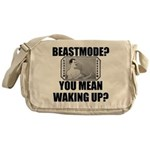 Overly Manly Man BeastMode Messenger Bag